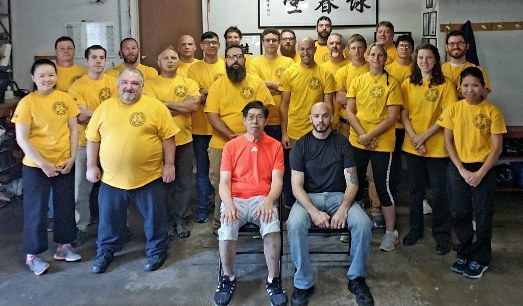 Wing Chun Society Iowa